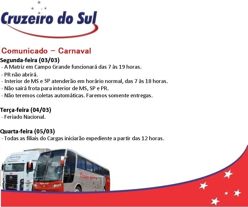 comunicadoCarnaval2014